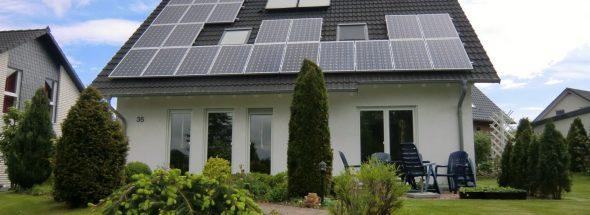 Henke Solartechnik - Photovoltaik – Anlage 5,39 kWp in Aerzen (Landkreis Hameln-Pyrmont)