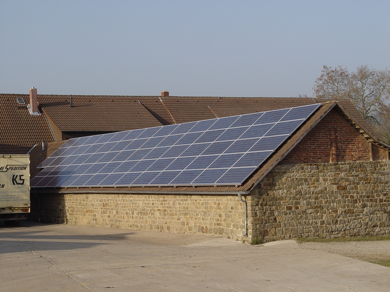 Henke Solartechnik - Photovoltaik – Anlage 19,04 kWp in Schwöbber bei Aerzen (Landkreis Hameln-Pyrmont)
