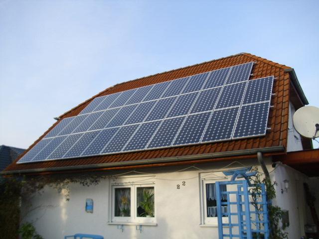 Henke Solartechnik - Photovoltaik – Anlage 5,89 kWp in Hespe bei Stadthagen (Landkreis Schaumburg-Lippe)