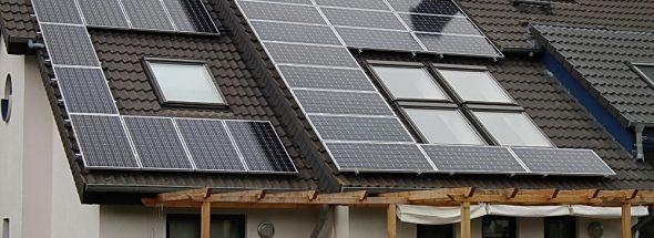 Henke Solartechnik - Photovoltaik – Anlage 7,41 kWp in Petershagen bei Minden (Landkreis Minden-Lübbecke)