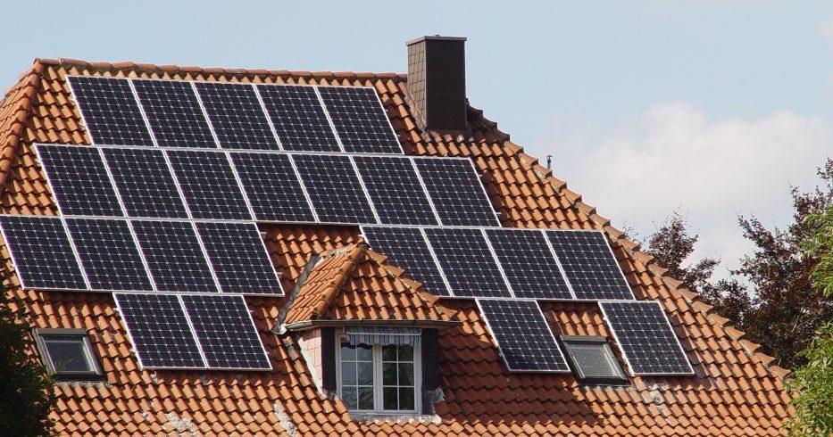 Henke Solartechnik für Bückeburg - Photovoltaik – Anlage 6,24 kWp in Vehlen bei Obernkirchen (Landkreis Schaumburg-Lippe)