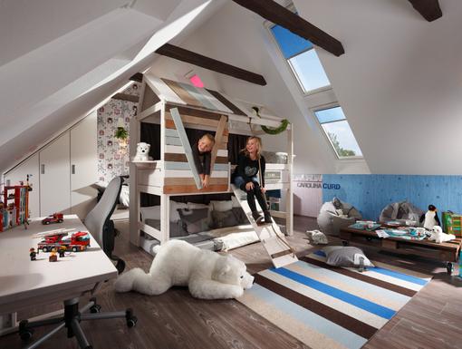 Henke Zimmerei für Rinteln - Statt über Zinsen ärgern, Wohnträume verwirklichen - In Dachgeschossausbau investieren und gleich mehrfach profitieren