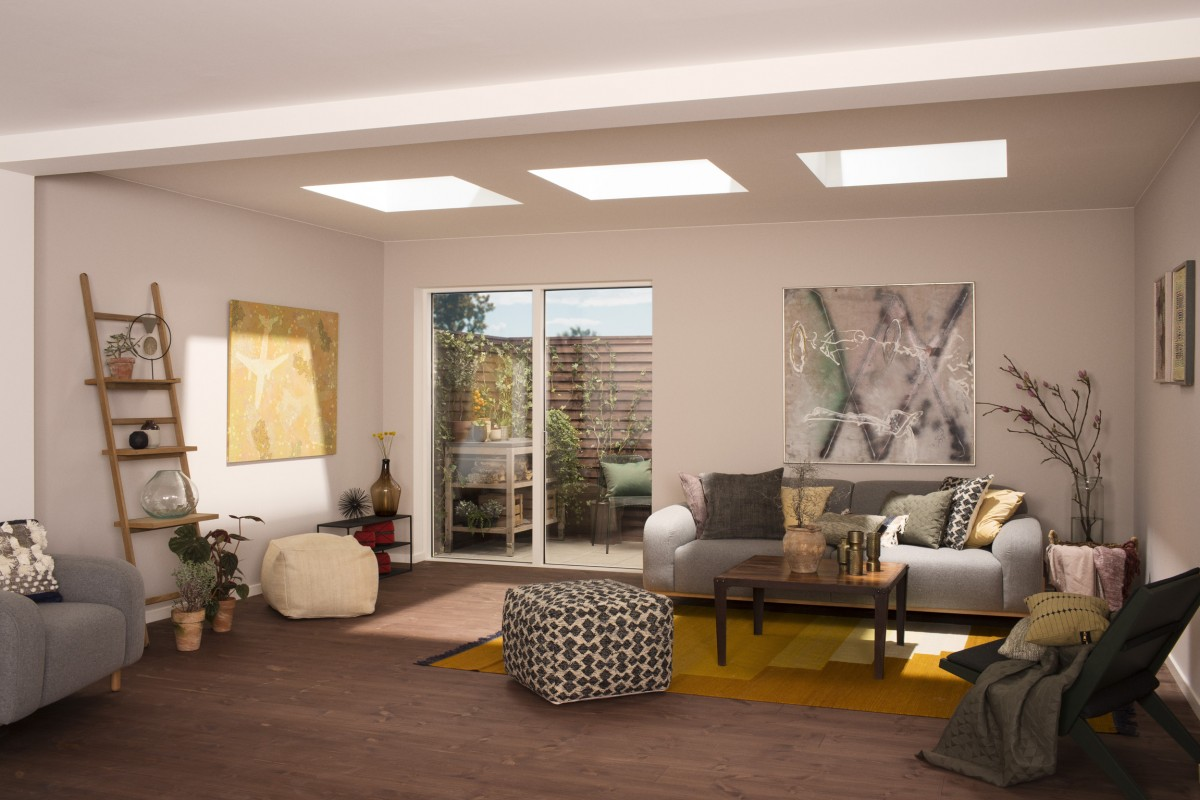Henke Dachdecker für Stadthagen - VELUX Flachdach-Dachfenster