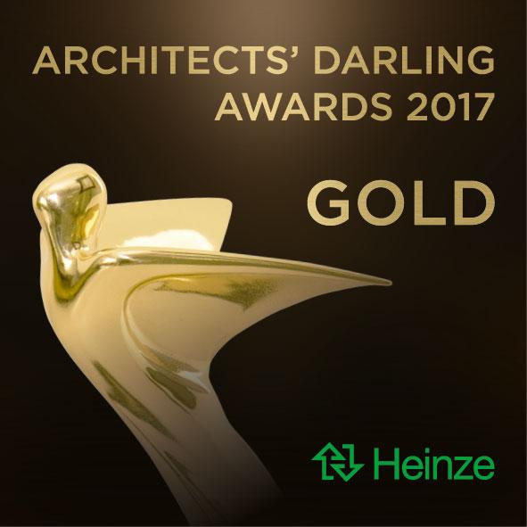 Henke Dachdecker für Rinteln - Velux mit drei Architects' Darling® Awards prämiert