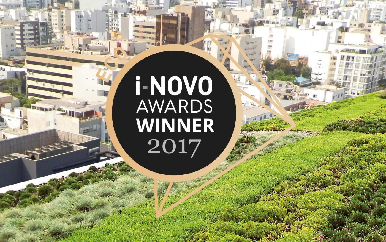 Henke Dachdecker für Rinteln - ZinCo gewinnt i-NOVO Award 2017