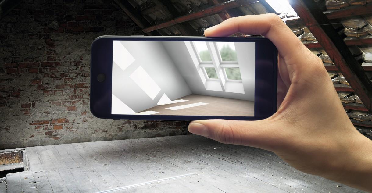 Dachfenster in Obernkirchen - Velux macht mit Virtual-Reality-App Tageslicht erlebbar