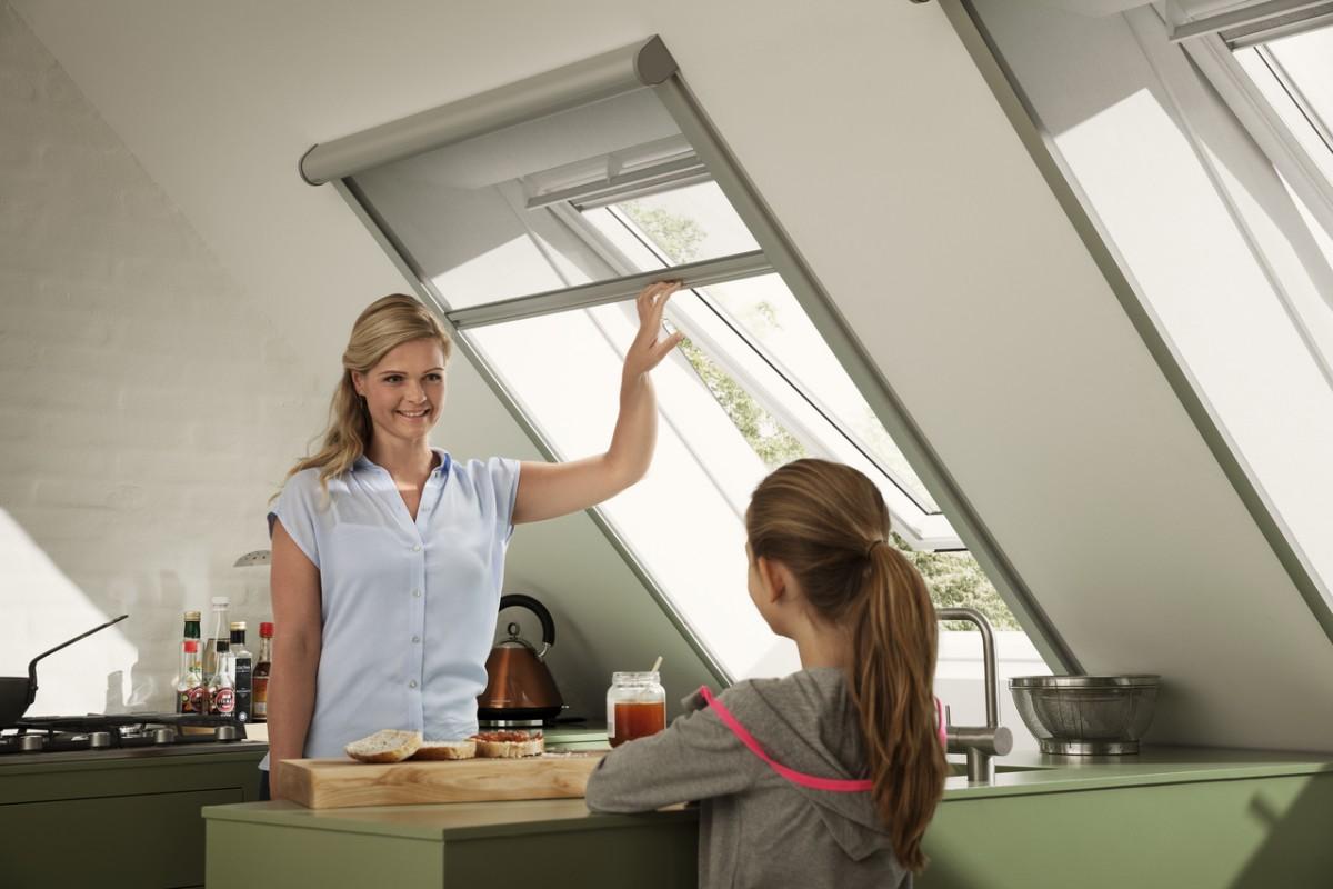 Henke Dachdecker für Stadthagen - Insektenschutz für VELUX Dachfenster