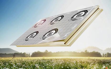 Henke Dachdeckerei | Zimmerei | Solartechnik für Stadthagen - BauderECO – wohngesund, ökologisch, dämmstark