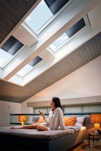 Henke Dachdeckerei | Zimmerei | Solartechnik für Stadthagen - VELUX Active für Rollladen