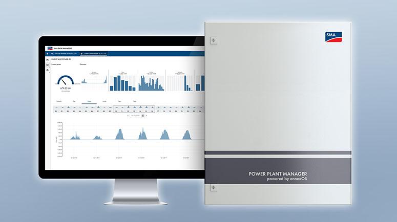 Henke Dachdeckerei | Zimmerei | Solartechnik - SMA Power Plant Manager macht regenerative Kraftwerke fit für die zukünftige Energieversorgung