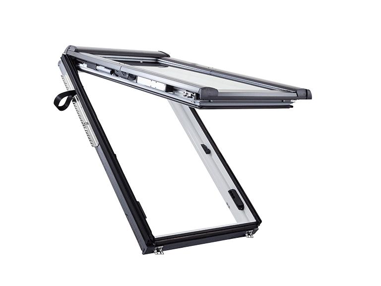 Henke Dachdeckerei | Zimmerei | Solartechnik - Roto und mediola® bringen Dachfenster und weitere Smart Home-Lösungen unter ein Dach