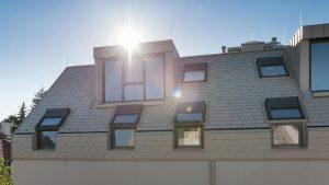 Henke Dachdeckerei | Zimmerei | Solartechnik für Stadthagen - Roto Dachfenster Ausstattung