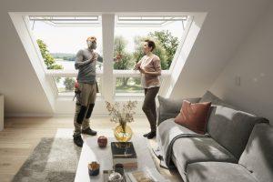 Henke Dachdeckerei | Zimmerei | Solartechnik für Stadthagen - Förderprogramme für Dachfenster richtig nutzen