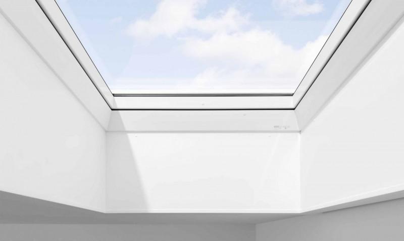 Henke Dachdeckerei | Zimmerei | Solartechnik für Stadthagen - VELUX Innenfutter für Flachdach-Fenster