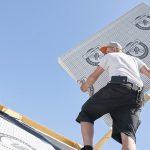 Henke Dachdeckerei | Zimmerei | Solartechnik für Bückeburg - Biomasse schafft im Winter eine warme Haube auf dem Dach