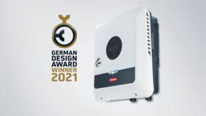 Henke Solartechnik für Schaumburg - Mit zeitlosem und markantem Design zur Ikone – der GEN24 Plus gewinnt den German Design Award