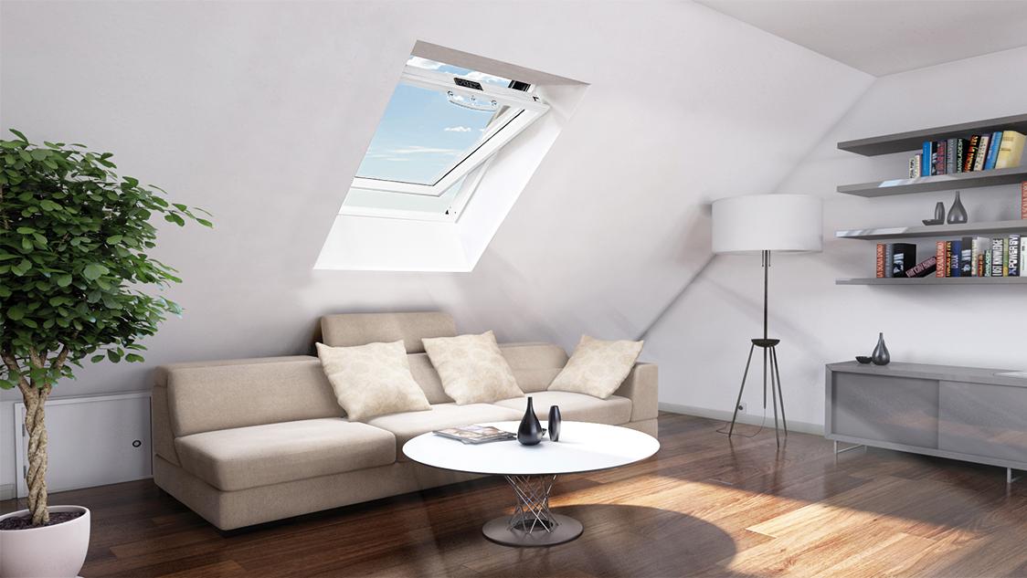 Roto Austausch-Dachfenster