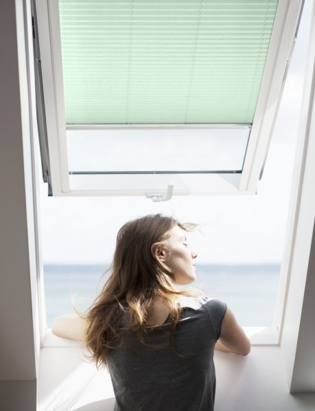 Henke Dachfenster für Stadthagen - Neue Velux Sonnenschutz-Kollektion im skandinavischen Stil