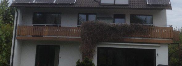 Henke Solartechnik für Schaumburg - Photovoltaik-Anlage in Obernkirchen