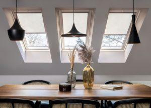 Henke Dachdecker | Zimmerei | Solartechnik für Stadthagen - VELUX Sichtschutz-Rollo für Dachfenster