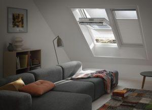 Henke Dachdecker | Zimmerei | Solartechnik für Nienstädt - VELUX Wabenlissee für Dachfenster