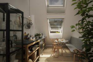 Henke Dachdecker | Zimmerei für Stadthagen - VELUX Dachfenster Hitzeschutz